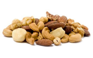 Walnuts and macadamia nuts should not be given to dogs