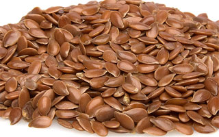 Flax seed is a good food to feed your dog in moderation